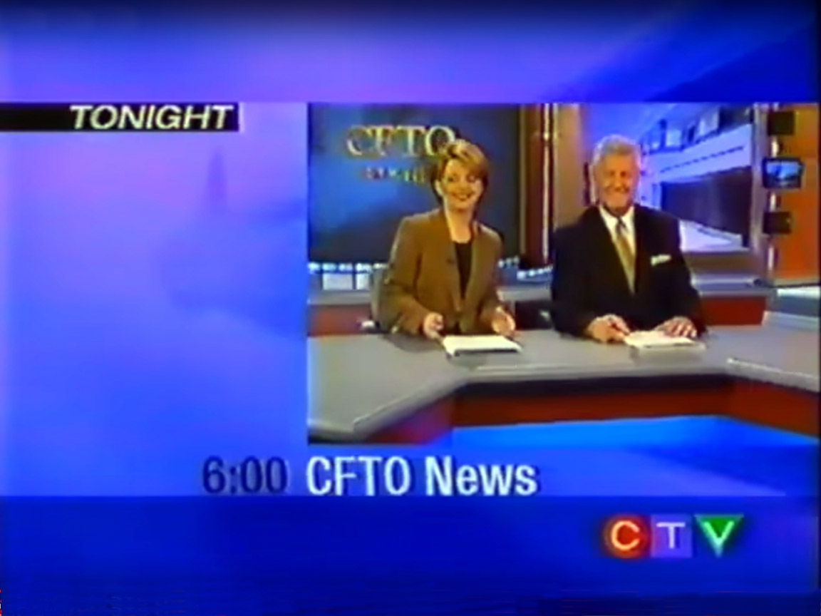 CFTO News [Toronto] 1999-05-12 6:00pm - Toronto Council creates Hanlan's Point CO-zone (image 1)